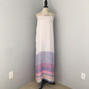 Linen summer dress NWT